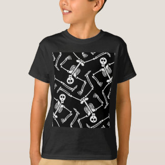 Skeleton Tanz T-Shirt