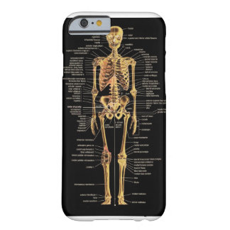 Skeleton Telefonabdeckung Barely There iPhone 6 Hülle