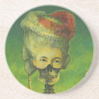 Skeleton Untersetzer