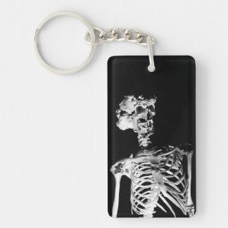 Skelett Schlüsselanhänger