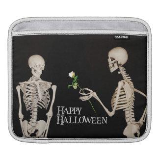 Skelette lustiges romantisches glückliches sleeve für iPads