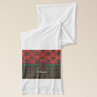 Skene Clan karierter schottischer Tartan Schal