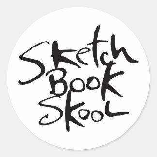 Sketchbook Skool Aufkleber