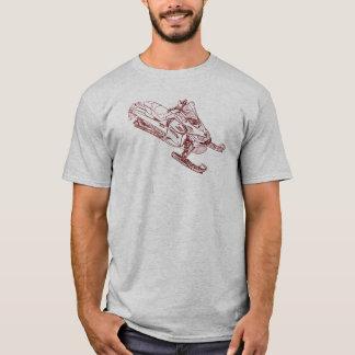 Skidoo-Abtrünniger 2011 T-Shirt