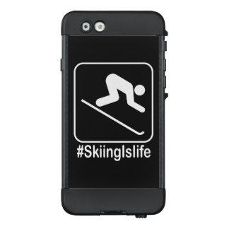 Skifahren ist Leben! LifeProof NÜÜD iPhone 6 Hülle