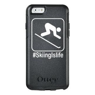 Skifahren ist Leben! OtterBox iPhone 6/6s Hülle