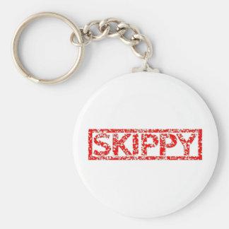 Skippy Briefmarke Schlüsselanhänger