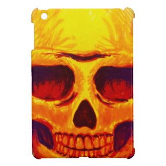 Skizze-Schädel iPad Mini Hülle