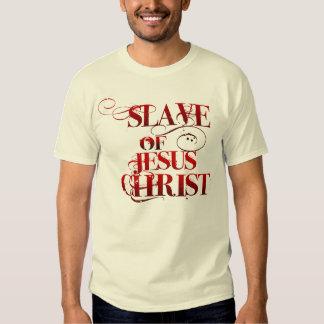 Sklave von Jesus Tshirts