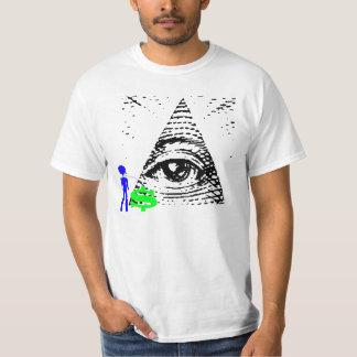 Sklaven zum Dollar Shirt