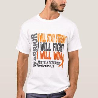 Sklerose-Krieger T-Shirt