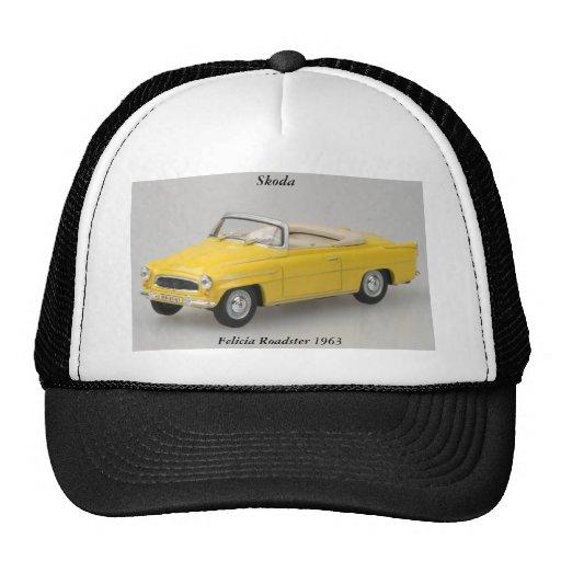 Skoda Felicia Roadster-Hut 1963 Cap