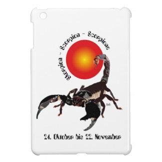 Skorpion - Sternzeichen iPad Mini Hülle