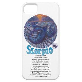 Skorpion - Tierkreis-Telefonkasten iPhone 5 Schutzhüllen