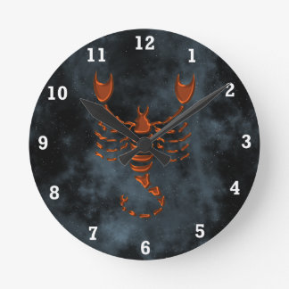 Skorpion Uhr