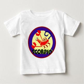 Skorpions-Abzeichen Baby T-shirt