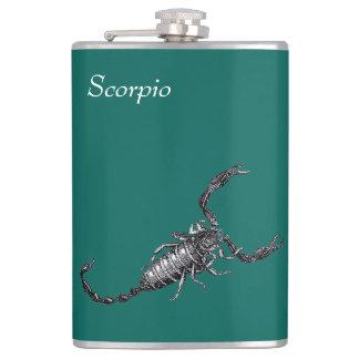 Skorpions-Flasche Flachmann