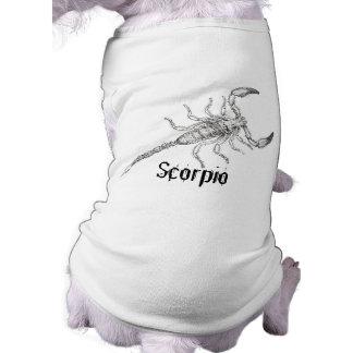 Skorpions-Haustier-Shirt Top