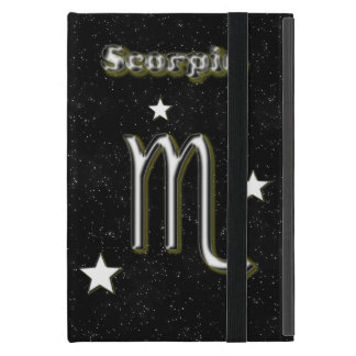 Skorpionssymbol Hülle Fürs iPad Mini