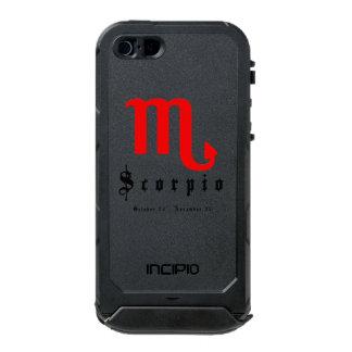 Skorpionstierkreiszeichen Incipio ATLAS ID™ iPhone 5 Hülle