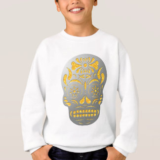 Skull1MetalFire Sweatshirt