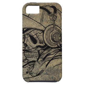 Skull-and-crossbones iPhone 5 Schutzhülle
