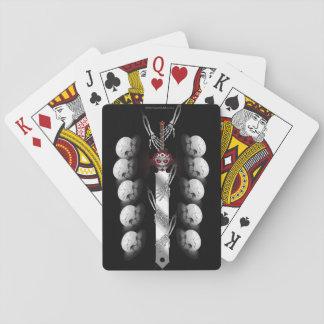 Skull Spielkarten