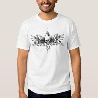 skull tattoo T-Shirts