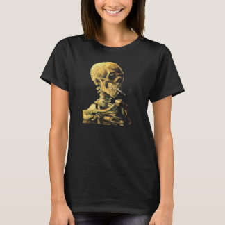 Skull with cigarette T-Shirt