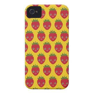 Skullberry, süße Erdbeere, die gegangenen Gauner iPhone 4 Hülle