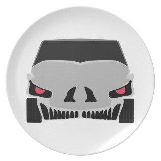 Skulled Auto Teller