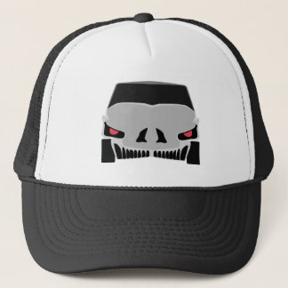 Skulled Auto Truckerkappe
