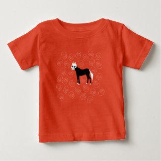 Skullhead Einhorn Baby T-shirt