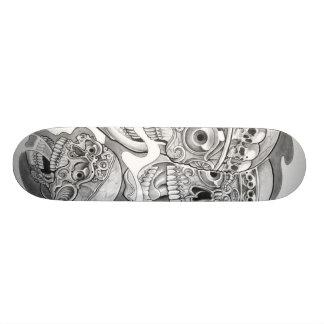 Skulling Skateboardbretter