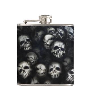 Skulls Flachmann