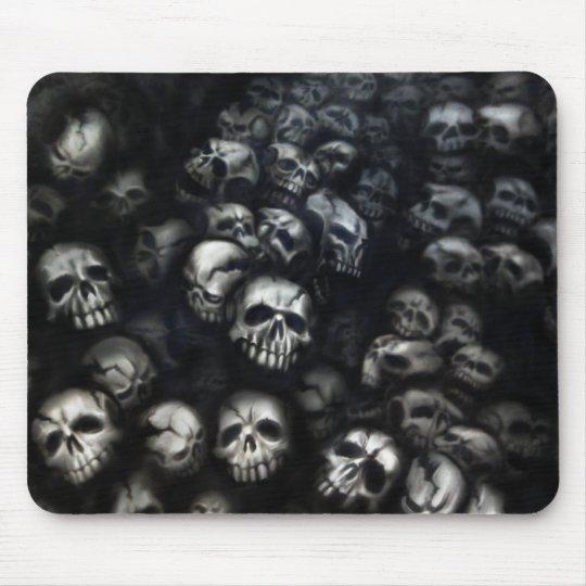 Skulls Mauspad