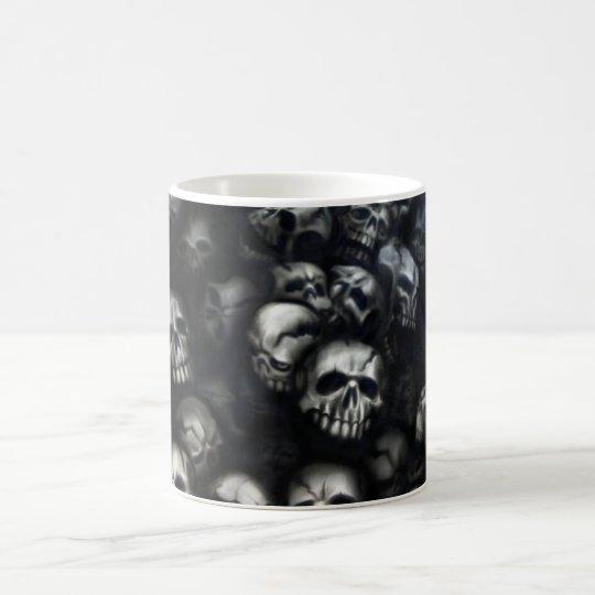 Skulls-Tasse Kaffeetasse