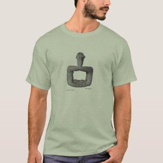 Skulptur Gustav Vigeland (Oslo, Norwegen) - T - T-Shirt