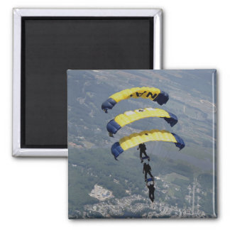 Skydiving Fallschirme Quadratischer Magnet