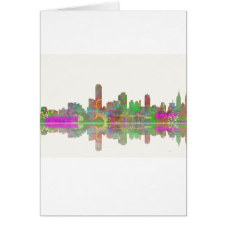 Skyline Adelaide-SA Karte
