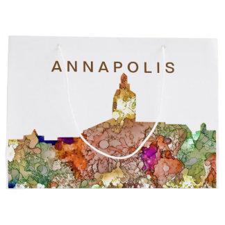 Skyline Annapolis, Virginia SG-Verblaßten Ruhm Große Geschenktüte