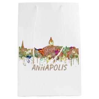 Skyline Annapolis, Virginia SG-Verblaßten Ruhm Mittlere Geschenktüte