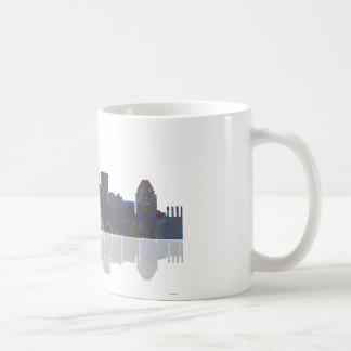 Skyline Baltimores Maryland Kaffeetasse