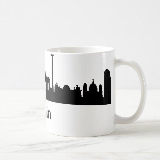 Skyline Berlin Kaffeetasse