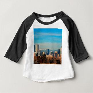 Skyline Denvers Colorado Baby T-shirt