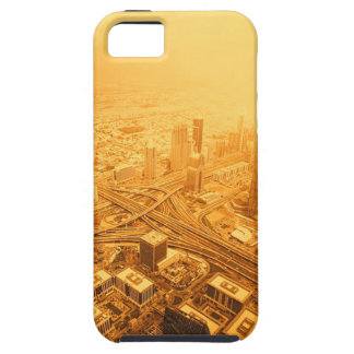 Skyline Dubais Arabische Emirate Etui Fürs iPhone 5