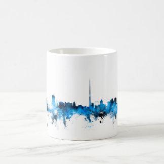 Skyline Dublins Irland Kaffeetasse