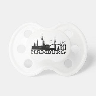 Skyline Hamburg Schnuller