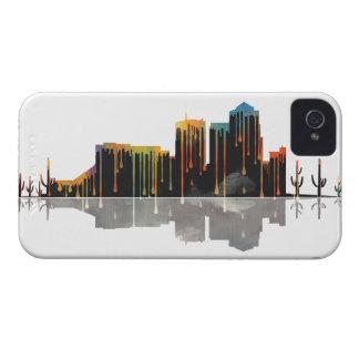 Skyline Honolulus Hawaii iPhone 4 Case-Mate Hülle