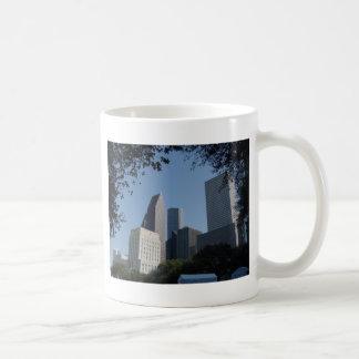 Skyline Houstons Texas Kaffeetasse